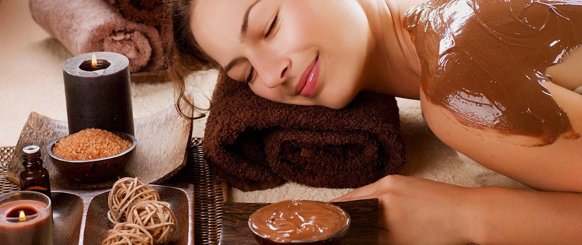 çikolata banyo spa masaj lara